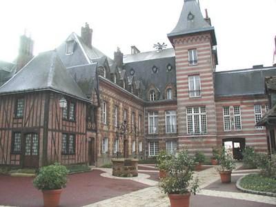 Hôtel de ville - Forges-les-Eaux